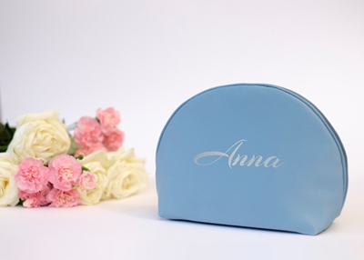 AQUARIA COSMETIC BAG PERSONALIZATION